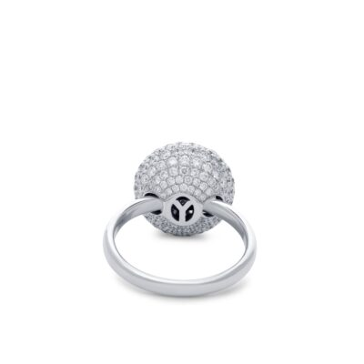 HC Ring Diamond white gold