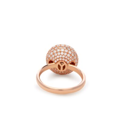 HC Ring Diamond Rose gold